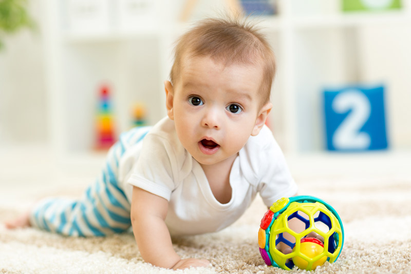 NeuroMovement with babies
